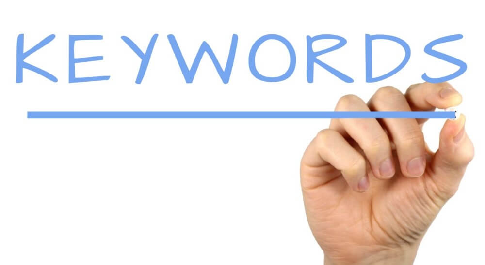 500 Targeted Keywords