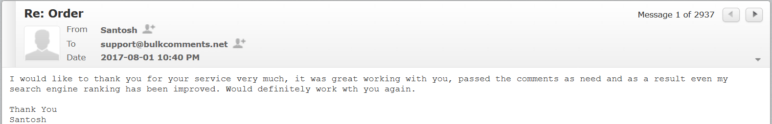 Niche Forum Posting Service